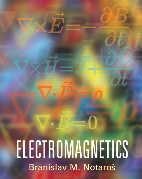 Electromagnetics, CourseSmart eTextbook