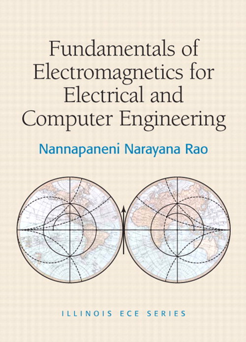 Fundamentals of Electromagnetics for Electrical and Computer Engineering, CourseSmart eTextbook