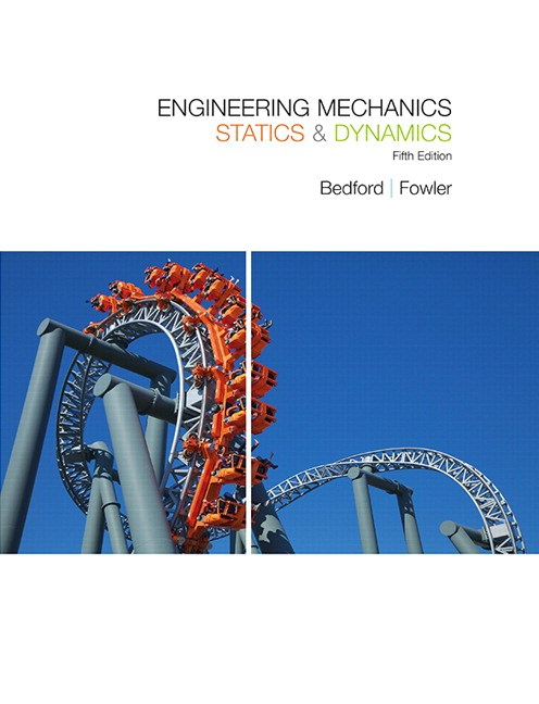 Engineering Mechanics: Statics & Dynamics, CourseSmart eTextbook, 5th Edition