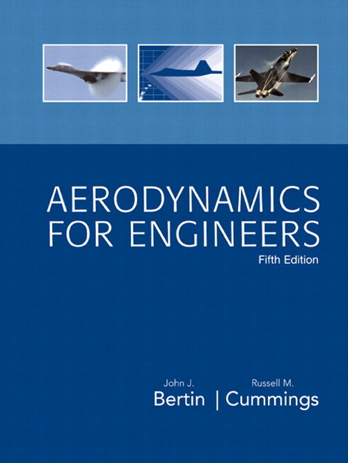 Aerodynamics for Engineers, CourseSmart eTextbook, 5th Edition