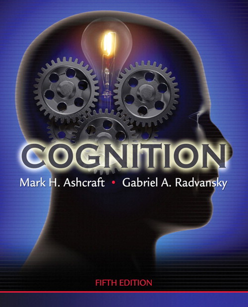 Cognition, CourseSmart eTextbook, 5th Edition