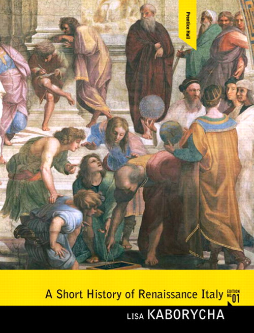 Short History of Renaissance Italy, CourseSmart eTextbook