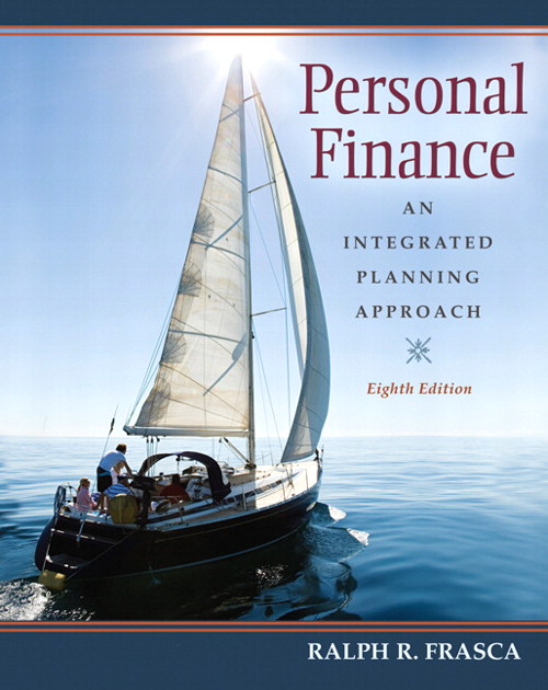 Personal Finance: An Integrated Planning Approach, CourseSmart eTextbook, 8th Edition