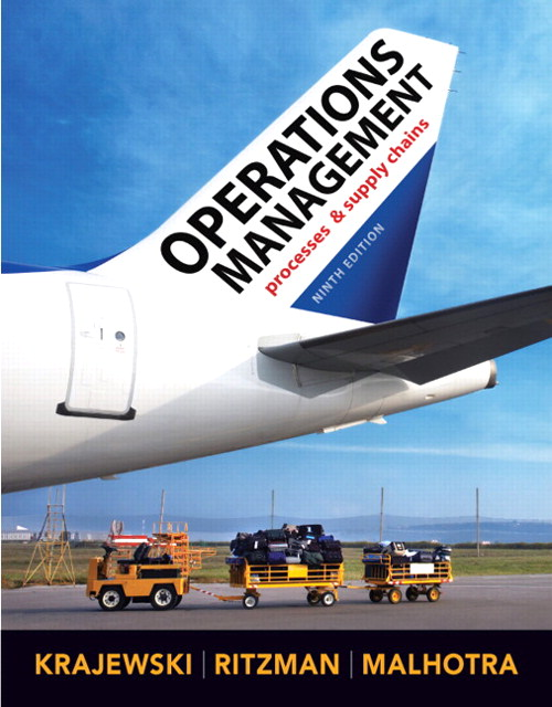Operations Management, CourseSmart eTextbook, 9th Edition
