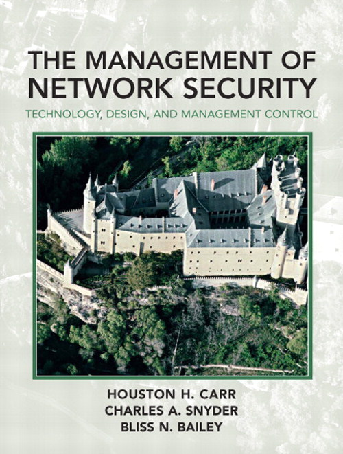 Management of Network Security, CourseSmart eTextbook