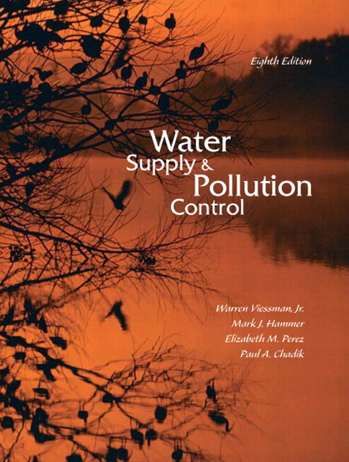 Water Supply and Pollution Control, CourseSmart eTextbook, 8th Edition