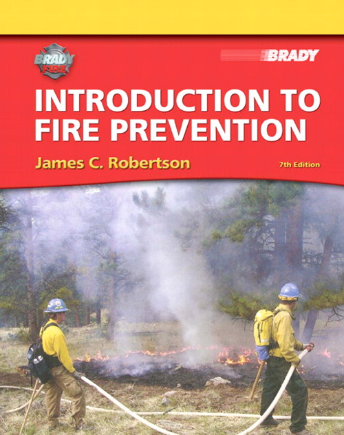 Introduction to Fire Prevention, CourseSmart eTextbook, 7th Edition