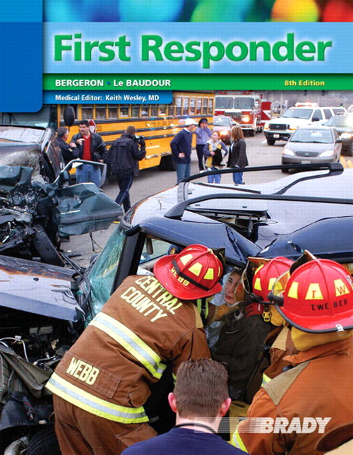 First Responder, CourseSmart eTextbook, 8th Edition