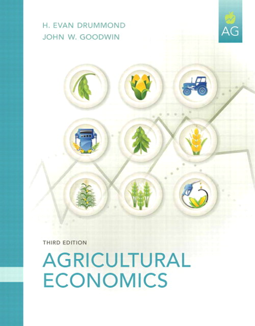 Agricultural Economics, CourseSmart eTextbook, 3rd Edition