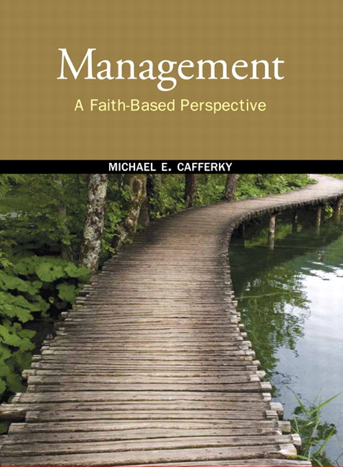 Management: A Faith-Based Perspective,  CourseSmart eTextbook