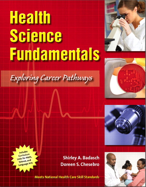 Health Science Fundamentals, CourseSmart eTextbook