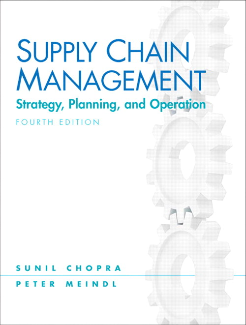 Supply Chain Management, Coursesmart eTextbook, 4th Edition