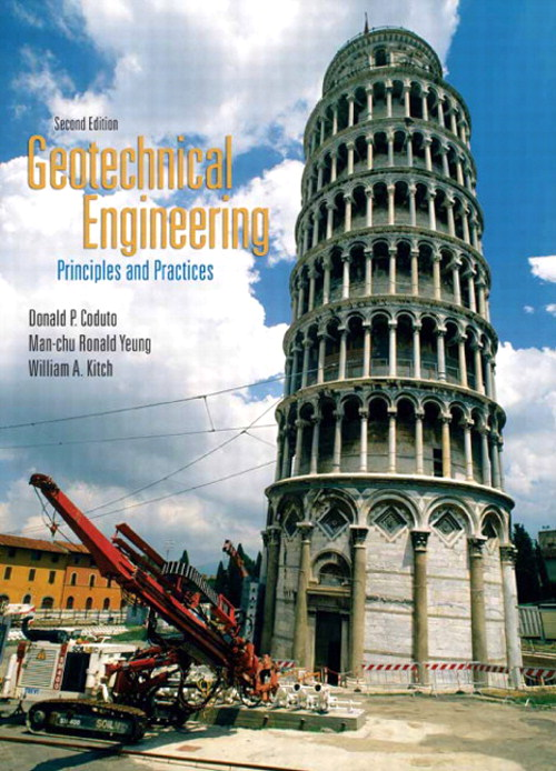 Geotechnical Engineering: Principles & Practices, CourseSmart eTextbook, 2nd Edition