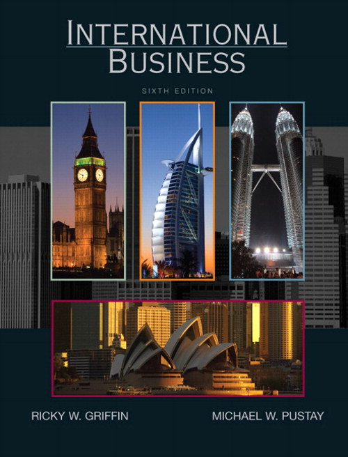 International Business, CourseSmart eTextbook, 6th Edition