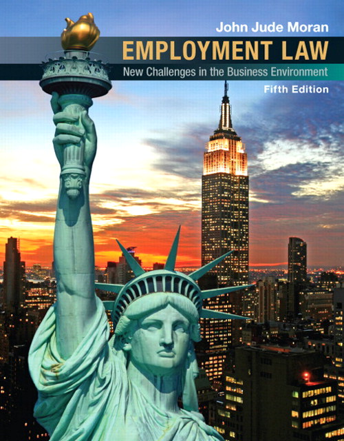 Employment Law, CourseSmart eTextbook, 5th Edition