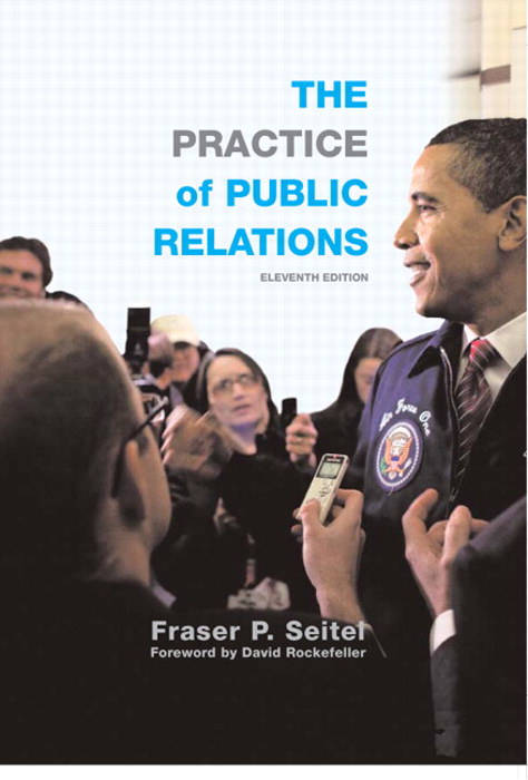 Practice of Public Relations, The,  CourseSmart eTextbook, 11th Edition