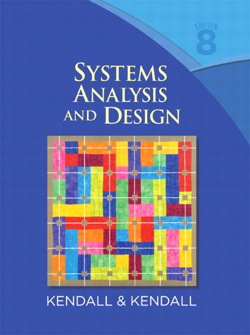 Systems Analysis and Design, 8th Edition