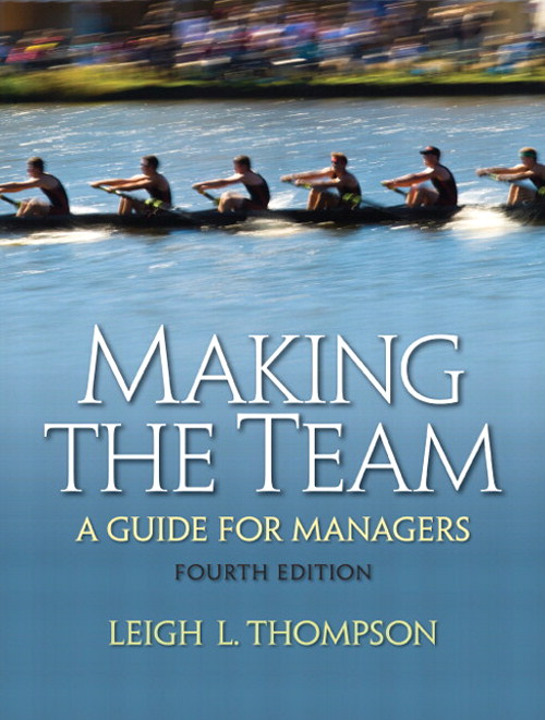 Making the Team, CourseSmart eTextbook, 4th Edition
