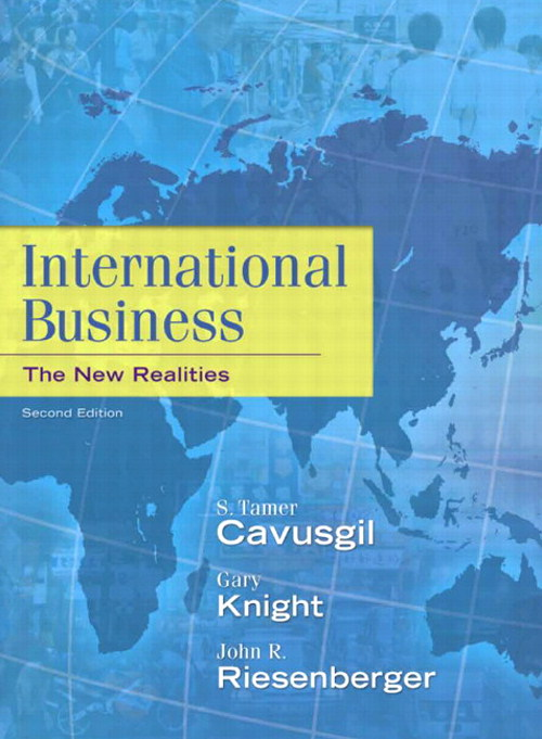 International Business: The New Realities, CourseSmart eTextbook, 2nd Edition