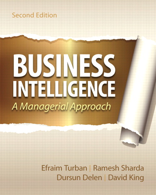 Business Intelligence, CourseSmart eTextbook, 2nd Edition