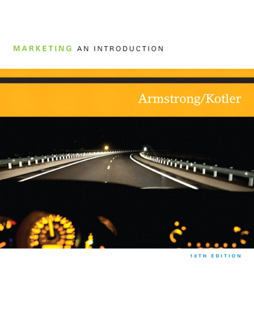 Marketing: An Introduction, CourseSmart eTextbook, 10th Edition
