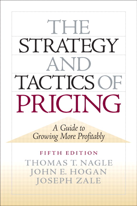 Strategy and Tactics of Pricing, The, CourseSmart eTextbook, 5th Edition