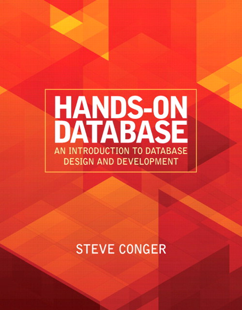Hands-On Database, CourseSmart eTextbook