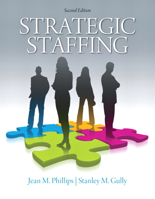 Strategic Staffing, CourseSmart eTextbook, 2nd Edition