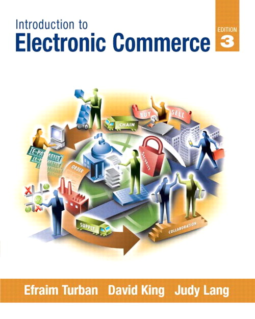 Introduction to Electronic Commerce, CourseSmart eTextbook, 3rd Edition