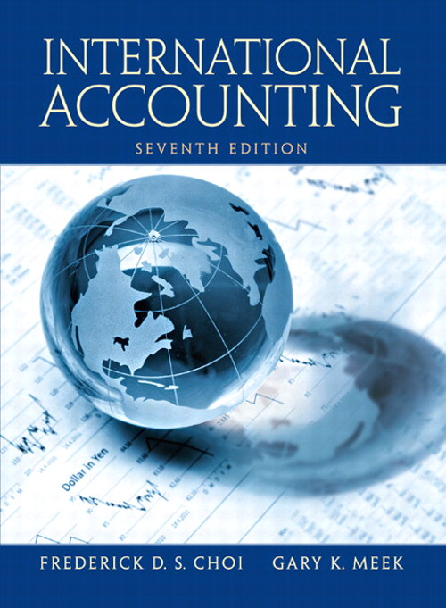 International Accounting, CourseSmart eTextbook, 7th Edition