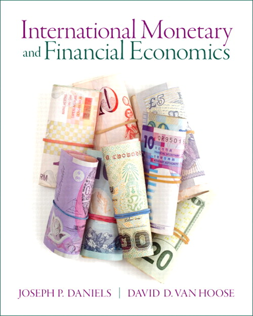 International Monetary & Financial Economics, CourseSmart eTextbook