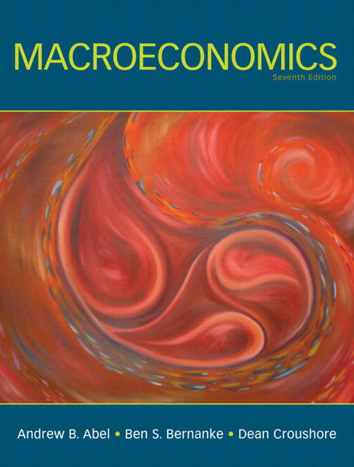 Macroeconomics, CourseSmart eTextbook, 7th Edition