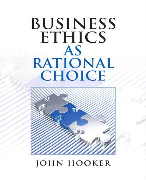 Business Ethics as Rational Choice, CourseSmart eTextbook
