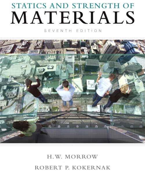 Statics and Strength of Materials, CourseSmart eTextbook, 7th Edition