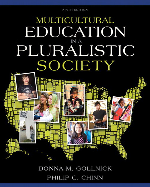 Multicultural Education in a Pluralistic Society, CourseSmart eTextbook, 9th Edition