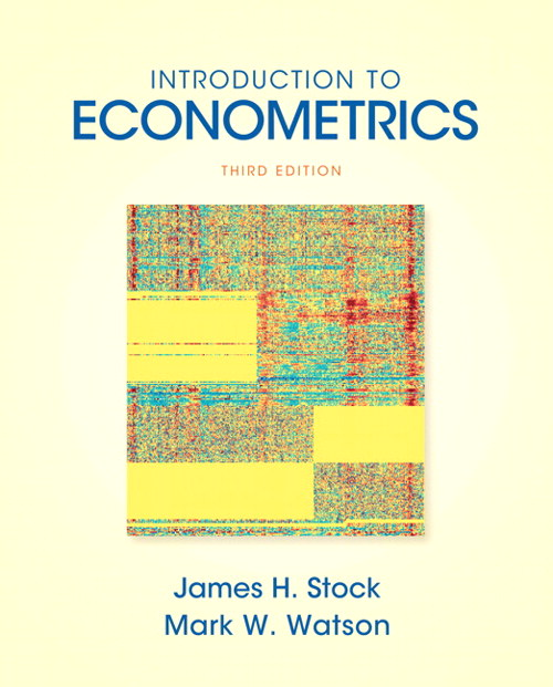 Introduction to Econometrics, CourseSmart eTextbook