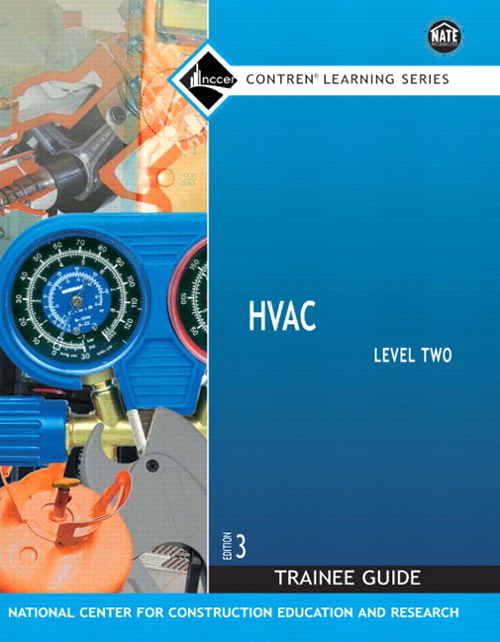 HVAC Level 2 Trainee Guide, Paperback, 3rd Edition