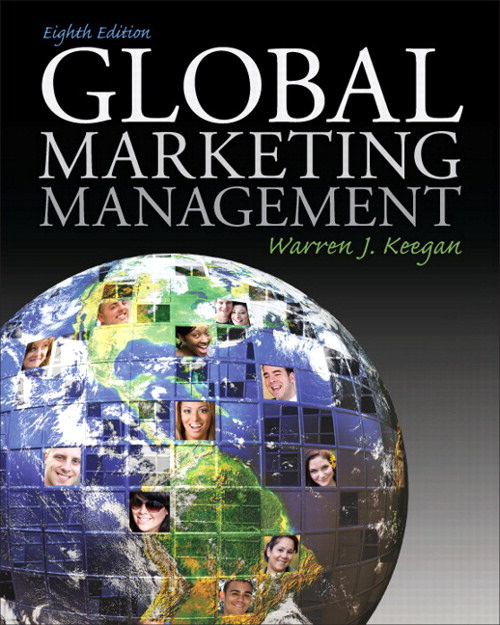 Global Marketing Management,  CourseSmart eTextbook, 8th Edition