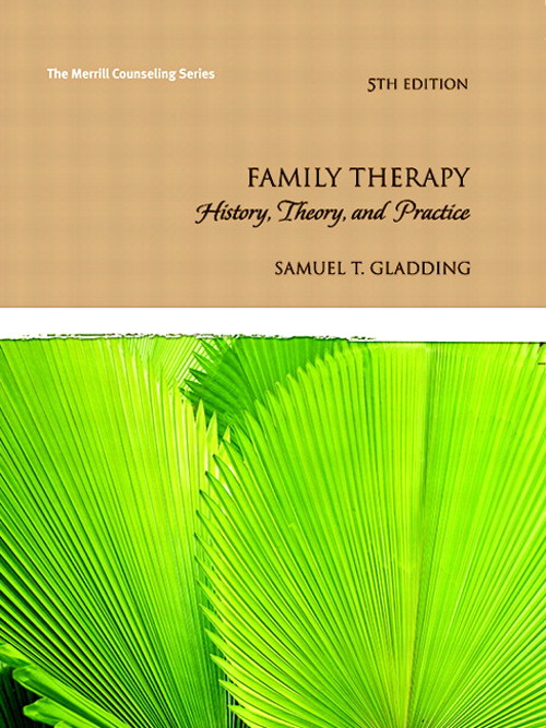 Family Therapy: History, Theory, and Practice, CourseSmart eTextbook, 5th Edition