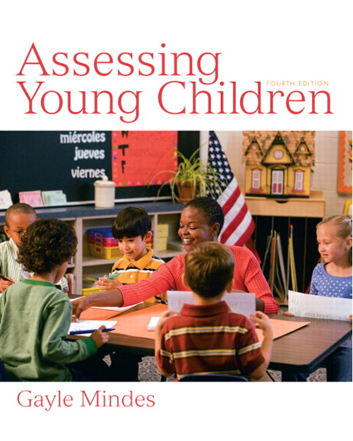 Assessing Young Children, CourseSmart eTextbook, 4th Edition