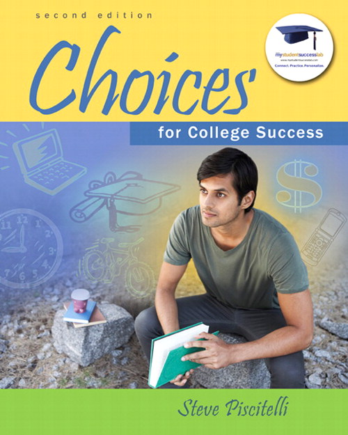 Choices for College Success, CourseSmart eTextbook, 2nd Edition