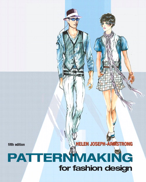 Patternmaking for Fashion Design, CourseSmart eTextbook, 5th Edition