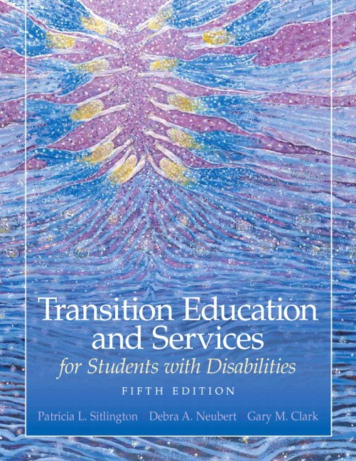 Transition Education and Services for Students with Disabilities, CourseSmart eTextbook, 5th Edition