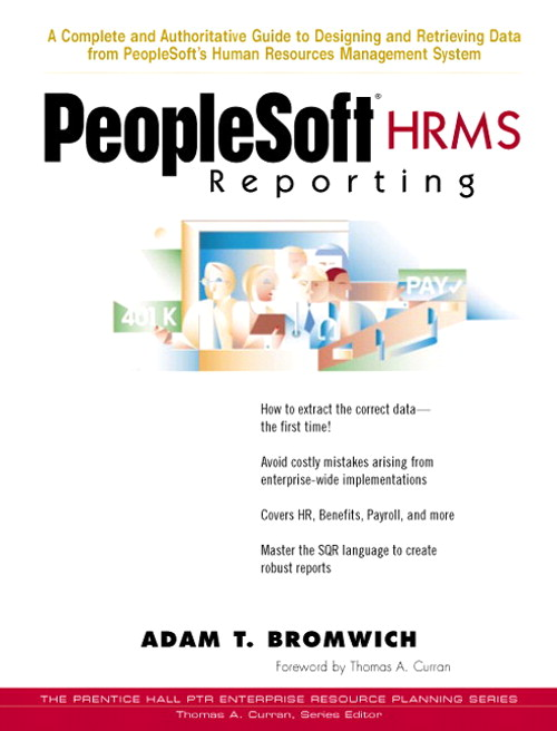 Peoplesoft HRMS Reporting, Safari
