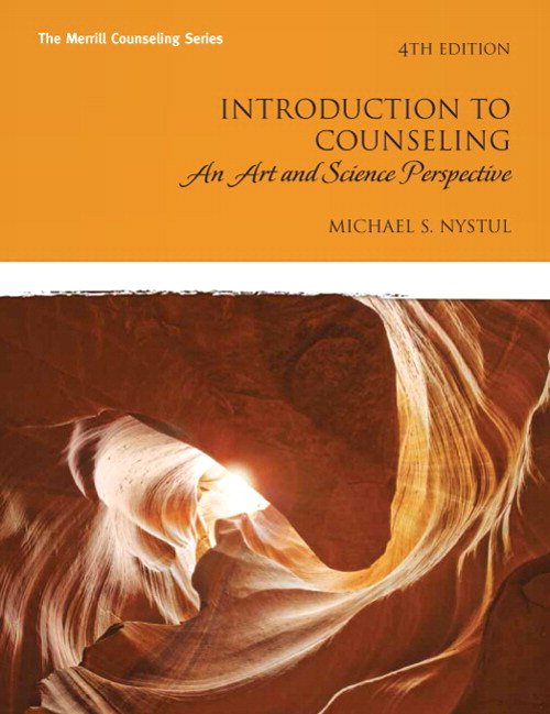 Introduction to Counseling: An Art and Science Perspective, CourseSmart eTextbook, 4th Edition