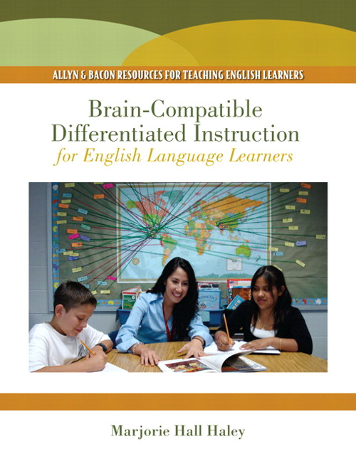 Brain-Compatible Differentiated Instruction for English Language Learners, CourseSmart eTextbook