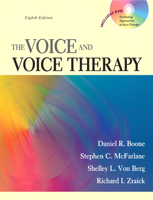 Voice and Voice Therapy, The, CourseSmart eTextbook, 8th Edition
