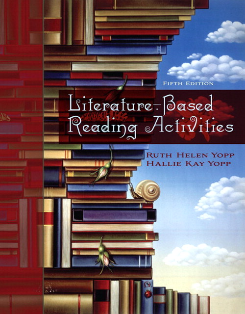 Literature-Based Reading Activities, CourseSmart eTextbook, 5th Edition