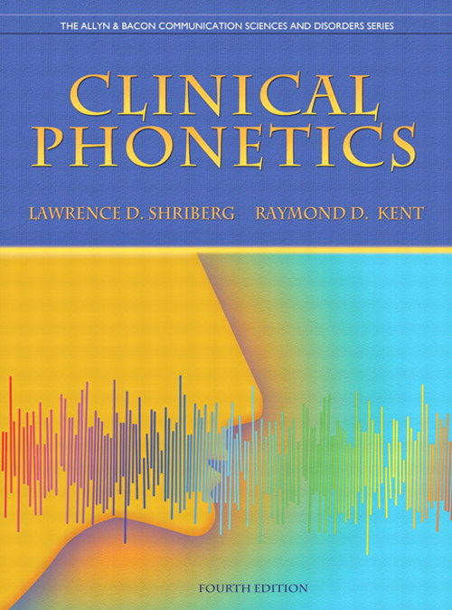 Clinical Phonetics, CourseSmart eTextbook, 4th Edition
