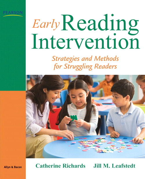 Early Reading Intervention: Strategies and Methods for Struggling Readers, CourseSmart eTextbook